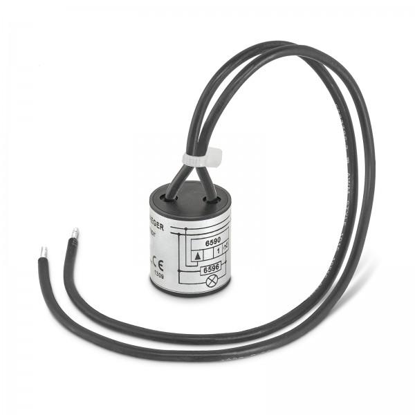 Busch & Jäger Kompensator 6596 - vermeidet Nachglimmen von NV-Halogen- oder LED-Leuchtmitteln