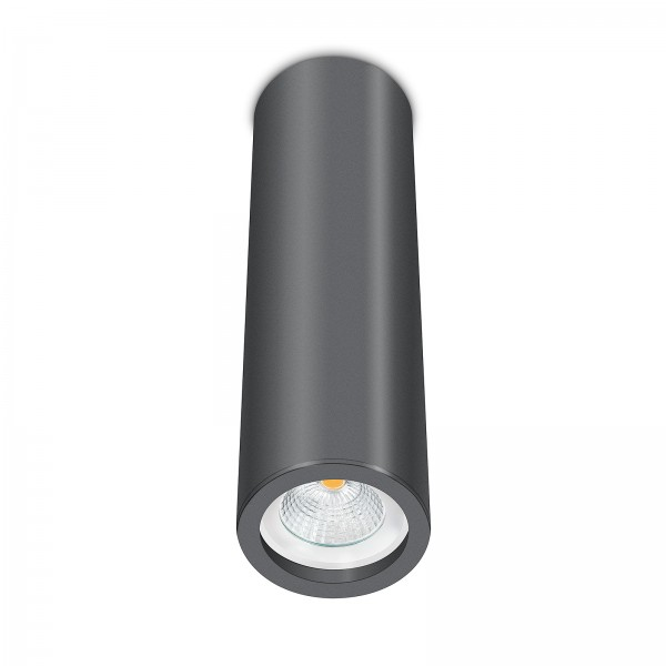 Smart Home Tube Pure LED Aufbauleuchte 24cm 230V 6W 2700K warmweiß - 60° Abstrahlung Reflektor Ra90