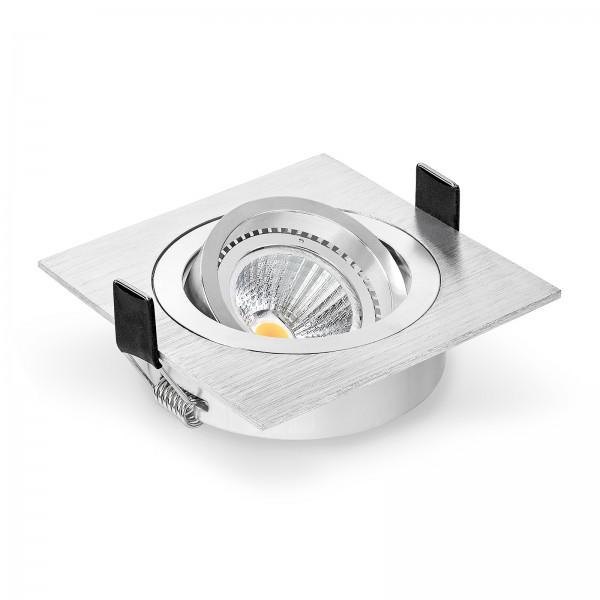 4260404787259 Ledox Led Set Einbaustrahler eckig 6W 2700K Variante