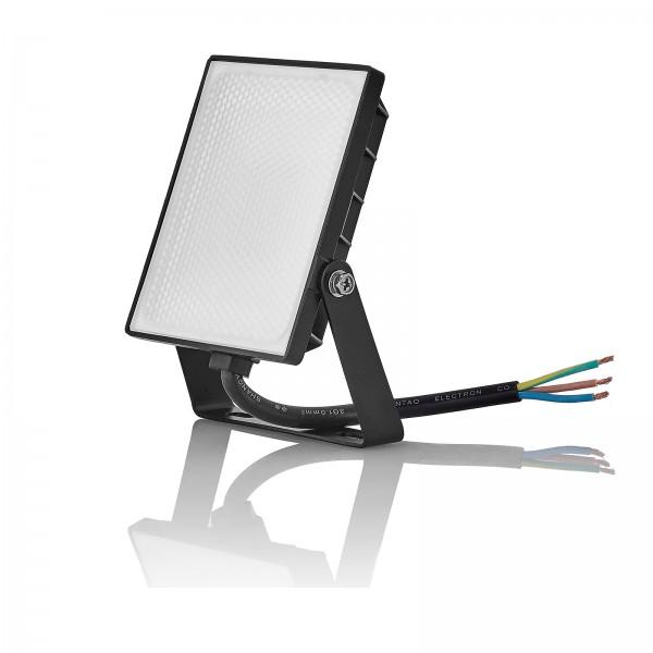 LED Wandstrahler IP65 230V 10W 3000k warmweiß Außenstrahler Wandlampe Fluter
