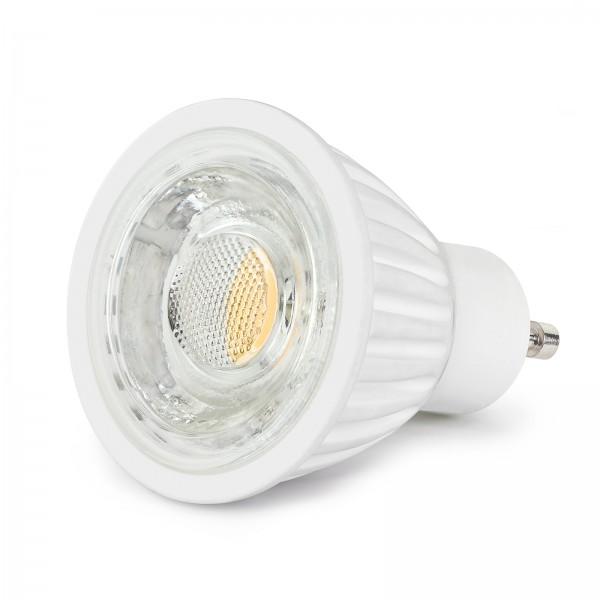 LED Leuchtmittel dimmbar 230V 10W GU10 3000k warmweiß 820lm 60° Abstrahlwinkel I 80W Ersatz Strahler