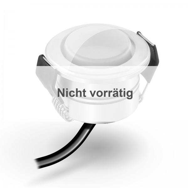 LED Minispots für Terrassenüberdachung Wintergarten Carport Balkon - 3 Watt